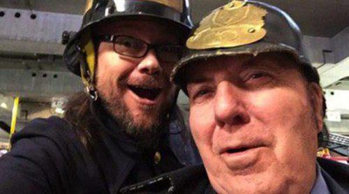 Santiago Segura y Chiquito de la Calzada, los bomberos del anuncio de Campofrío