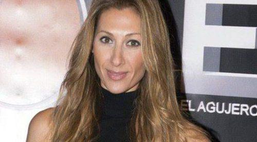 Mónica Pont, Arancha de Benito y Lidia San José arropan a Anabel Alonso en su estreno en 'The Hole'