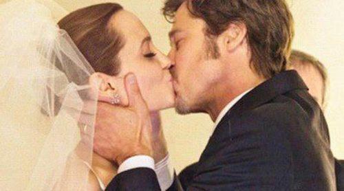Brad Pitt y Angelina Jolie, George Clooney y Amal Alamuddin, Kim Kardashian y Kanye West...: las bodas de 2014