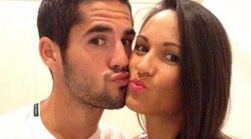 Isco Alarcón felicita a su hijo Isco por sus cuatro meses de vida:
