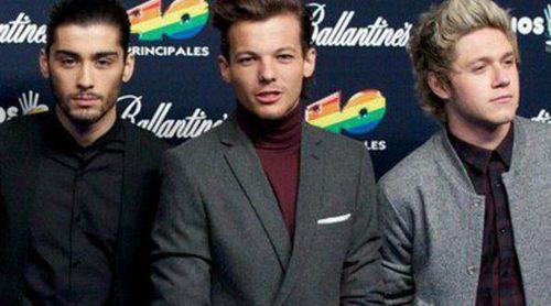 Russell Brand, Jake Gyllenhaal, David Beckham y Johnny Depp: Los ídolos masculinos de tres miembros de One Direction