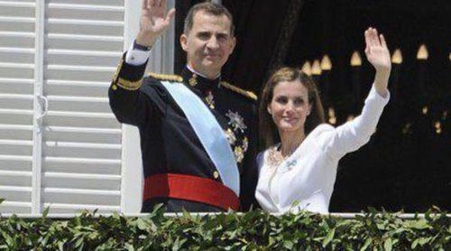 De la proclamación de Felipe VI al nacimiento de los mellizos de Mónaco: Los acontecimientos de la realeza en 2014