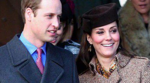 El Príncipe Jorge, el gran ausente de la tradicional Misa de Navidad de la Familia Real Británica
