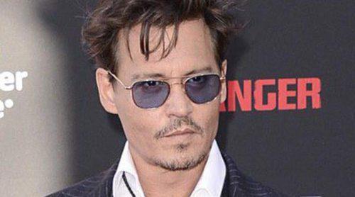 Johnny Depp se aleja de la actuación para superar su adicción al alcohol