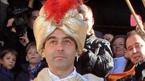 Enrique Ponce se convierte en paje de los Reyes Magos en un momento muy delicado para su mujer Paloma Cuevas