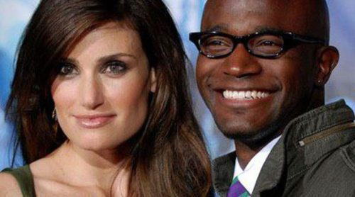 Idina Menzel y Taye Diggs se divorcian tras diez años de matrimonio