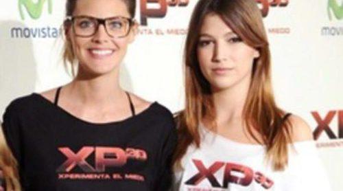 Amaia Salamanca, Úrsula Corberó y Maxi Iglesias estrenan 'XP3D' en Madrid