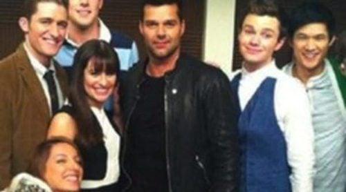 Ricky Martin sobre su experiencia en la serie 'Glee':
