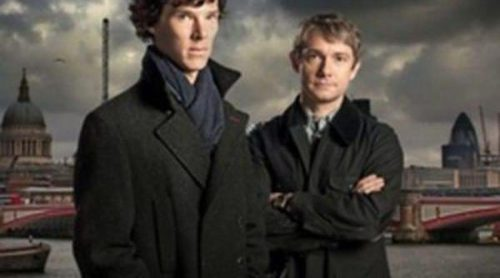'Sherlock', la 'superproducción' de la BBC desembarca en Antena 3