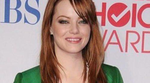 Emma Stone, Katy Perry y Bruno Mars triunfan en los People's Choice Awards 2012
