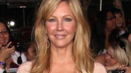 La actriz de 'Melrose Place' Heather Locklear ha tenido que ser hospitalizada de urgencia