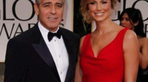 Angelina Jolie, George Clooney y Natalie Portman protagonizan la alfombra roja de los Globos de Oro 2012