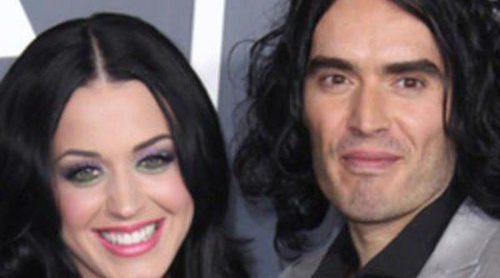 Katy Perry y Russell Brand se reencuentran en Los Ángeles tras anunciar su separación
