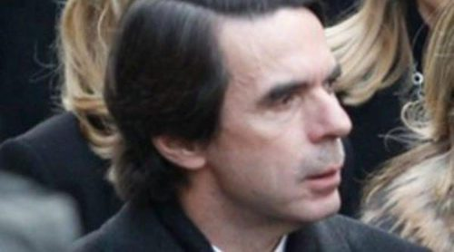 El multitudinario funeral de Manuel Fraga en Perbes congrega a Aznar, Cospedal, Gallardón y Santamaría