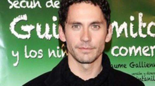 Paco León y Marisa Paredes apoyan a Secun de la Rosa en el estreno de 'Guillermito y los niños ¡a comer!'