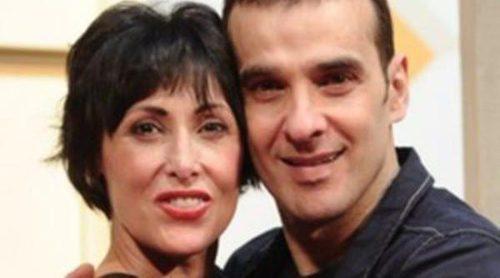 Luis Merlo vuelve al teatro con María Barranco confiando en la recuperación de Carlos Larrañaga
