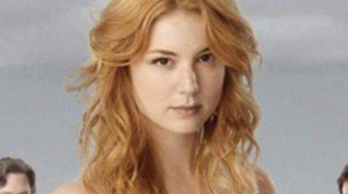 Emily VanCamp y Josh Bowman, un amor que traspasa la historia de 'Revenge'