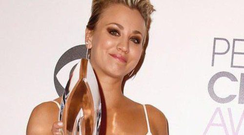 Jennifer Lawrence, Robert Downey Jr, Matt Bomer y Taylor Swift, ganadores de los People's Choice Awards 2015