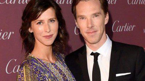Benedict Cumberbatch y su prometida Sophie Hunter confirman que están esperando su primer hijo