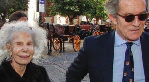 Alfonso Díez renunciaría a sus derechos como viudo de la Duquesa de Alba a cambio de un piso y una pensión vitalicia