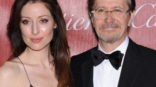Gary Oldman se divorcia por cuarta vez