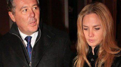 Genoveva Casanova y José María Michavila confirman oficialmente su relación en el funeral de Victoriano Cuevas