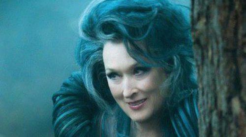 Meryl Streep con 'Into the Woods' y 'Autómata' de Antonio Banderas encabezan los estrenos de cines