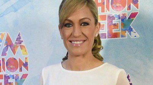 Luján Argüelles, radiante en su primera aparición tras anunciar su embarazo