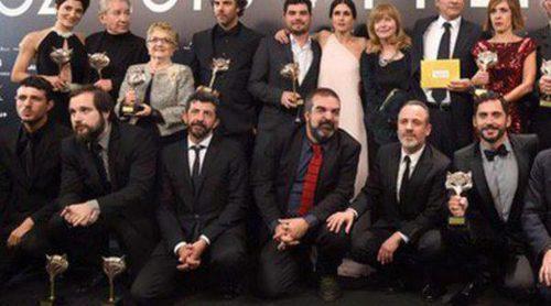 Lista de ganadores de los Premios Feroz 2015
