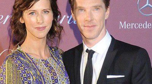 Benedict Cumberbatch da pistas sobre su boda con Sophie Hunter: