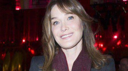 Carla Bruni, Salma Hayek, Natalie Portman y Kate Hudson disfrutan de la Alta Costura de París