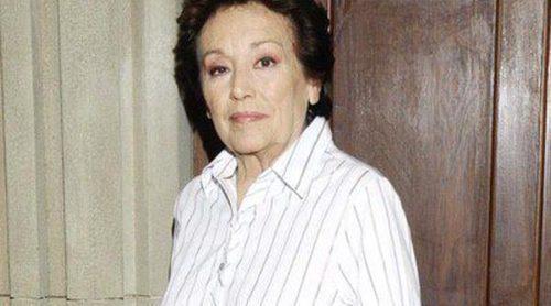 Muere Amparo Baró a los 77 años