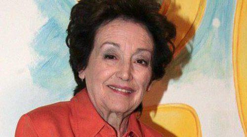 Jorge Javier Vázquez llora la muerte de 'Sole': 'Hay gente como Amparo Baró que ojalá tuviera 7 vidas...'