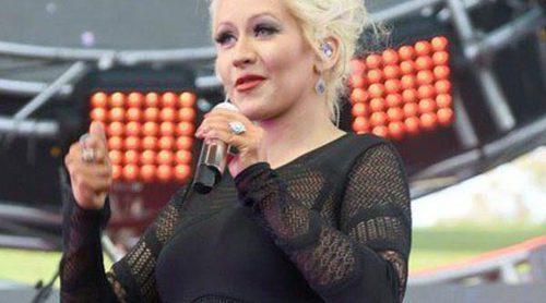 Christina Aguilera, entregada a su hija Summer Rain y preparada para su vuelta a 'The Voice'