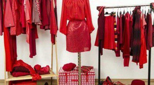 Looks total red para San Valentín: el rojo como protagonista
