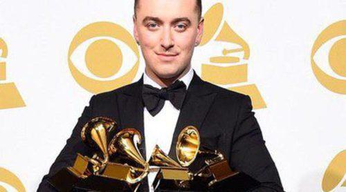 Sam Smith, Pharrell Williams, Lady Gaga y Tony Bennett, entre los ganadores de los Grammy 2015