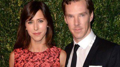 Benedict Cumberbatch y Sophie Hunter se convierten en marido y mujer el día de los enamorados