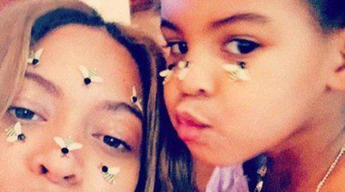 Beyoncé prefiere a Blue Ivy en vez de a Jay Z para celebrar San Valentín