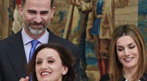 Los Reyes Felipe y Letizia invitan a María Teresa Campos, El Cordobés y Luz Casal a El Pardo
