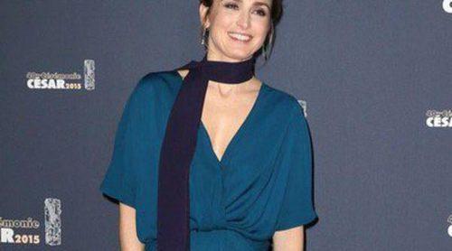Julie Gayet, humillada en la gala de los Premios César 2015 por su relación con François Hollande