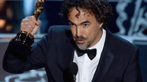 Alejandro G. Iñárritu gana el Oscar 2015 a Mejor director y 'Birdman' a Mejor película