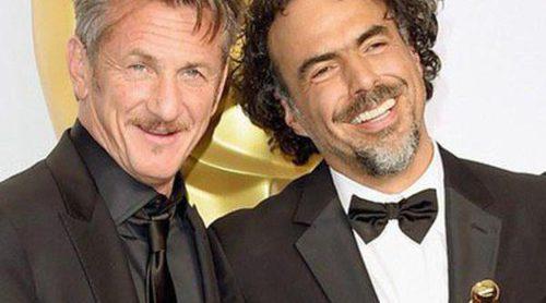 Iñárritu defiende a Sean Penn tras su broma en los Oscar 2015:
