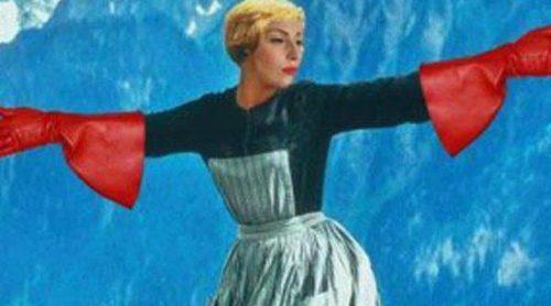Los guantes de Lady Gaga y la petaca de Benedict Cumberbatch hacen de los Oscar 2015 una fiesta de montajes y memes