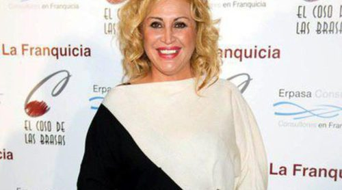 Raquel Mosquera anuncia su embarazo a golpe de exclusiva:
