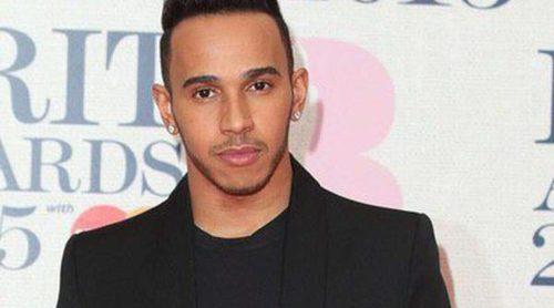 Lewis Hamilton convertido en rapero y Orlando Bloom de vaquero, los chicos de los Brit Awards 2015