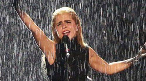 La sensualidad de Taylor Swift, el fuego de Kanye West y la lluvia de Paloma Faith: las actuaciones de los Brits 2015