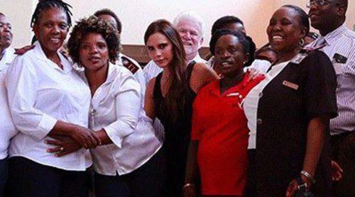 Así celebraron Marta Sánchez, Shakira, Kerry Washington y Victoria Beckham el Día de la Mujer