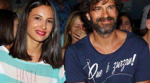 Rodolfo Sancho y Xenia Tostado han sido padres de una niña llamada Jimena