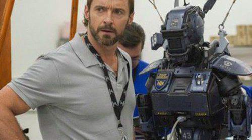 'Chappie' con Hugh Jackman, Sigourney Weaver y Dev Patel destaca entre los estrenos de cartelera