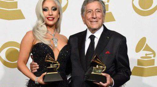 Tony Bennett es el primero en dar el 'sí quiero' a Lady Gaga para ser el cantante de su boda